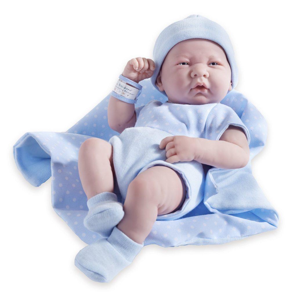 Männliches reborn Baby, verkauft von JCTOYS.