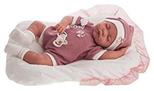 Die reborn Puppe Luna ist eine von Antonio Juan signierte Schöpfung.