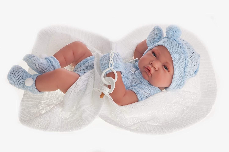 Dieses vom Schöpfer ntonio juan reborn Baby heißt Gabriel.