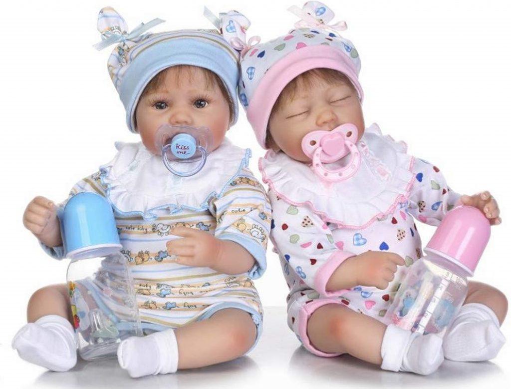 Très beaux bébés reborn jumeaux à acheter.