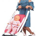 Der Puppenwagen Quinny ist ideal für die Puppen Ihres Kindes.