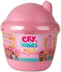Cry Babies magic tears sind Minipuppen.