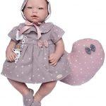 Diese reborn Puppe heißt Laia.
