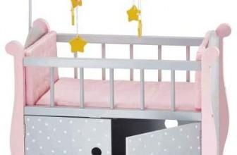 Puppenbett : beste Modelle