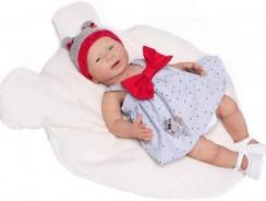 Silikon Baby Mädchen Guca